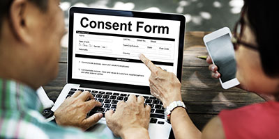 Consent Form Healthcare Medica