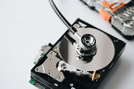 HIPAA Encrypted Hard Disk