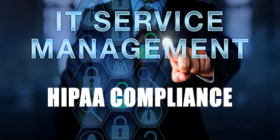 IT Management Services HIPAA Compliance